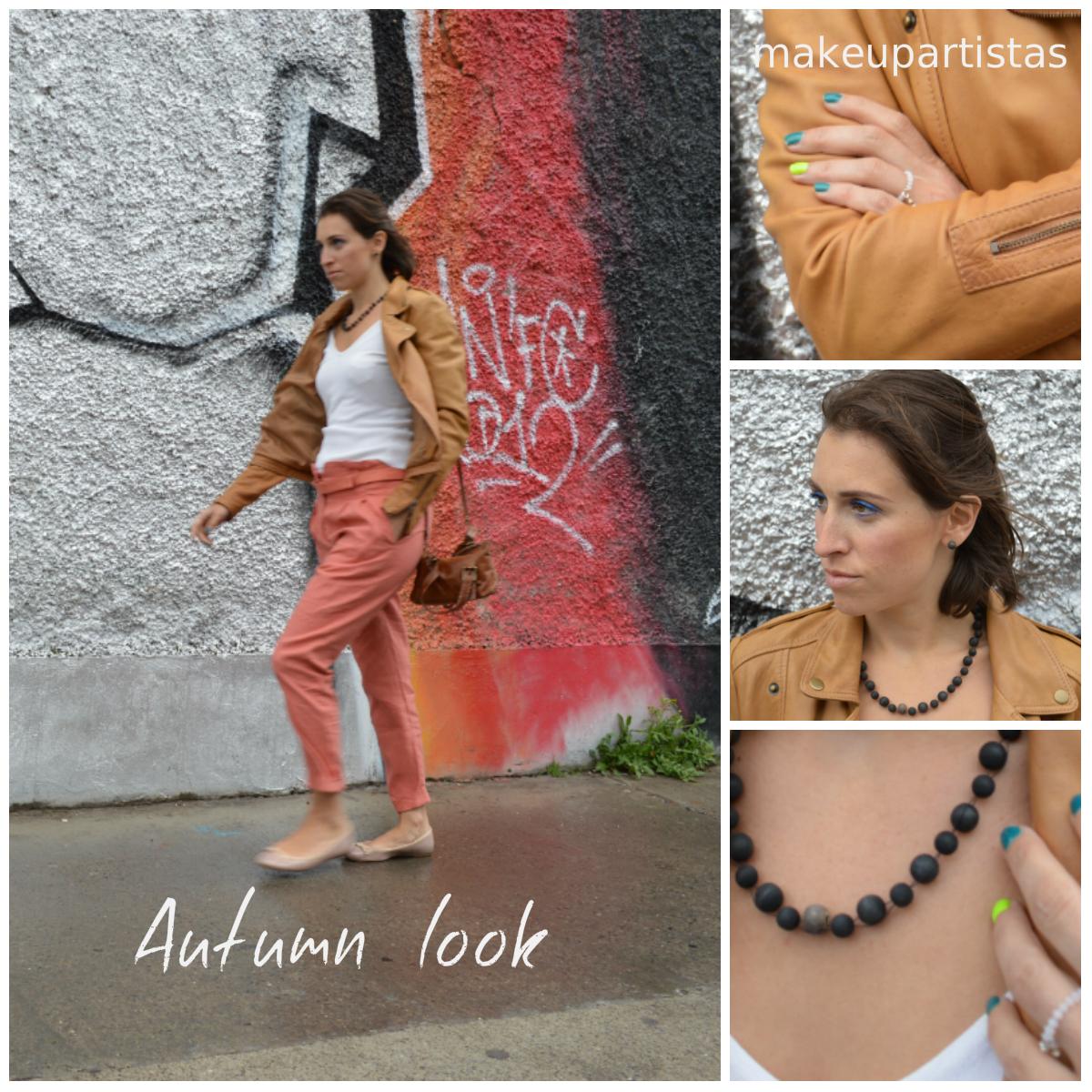 collage autumn look