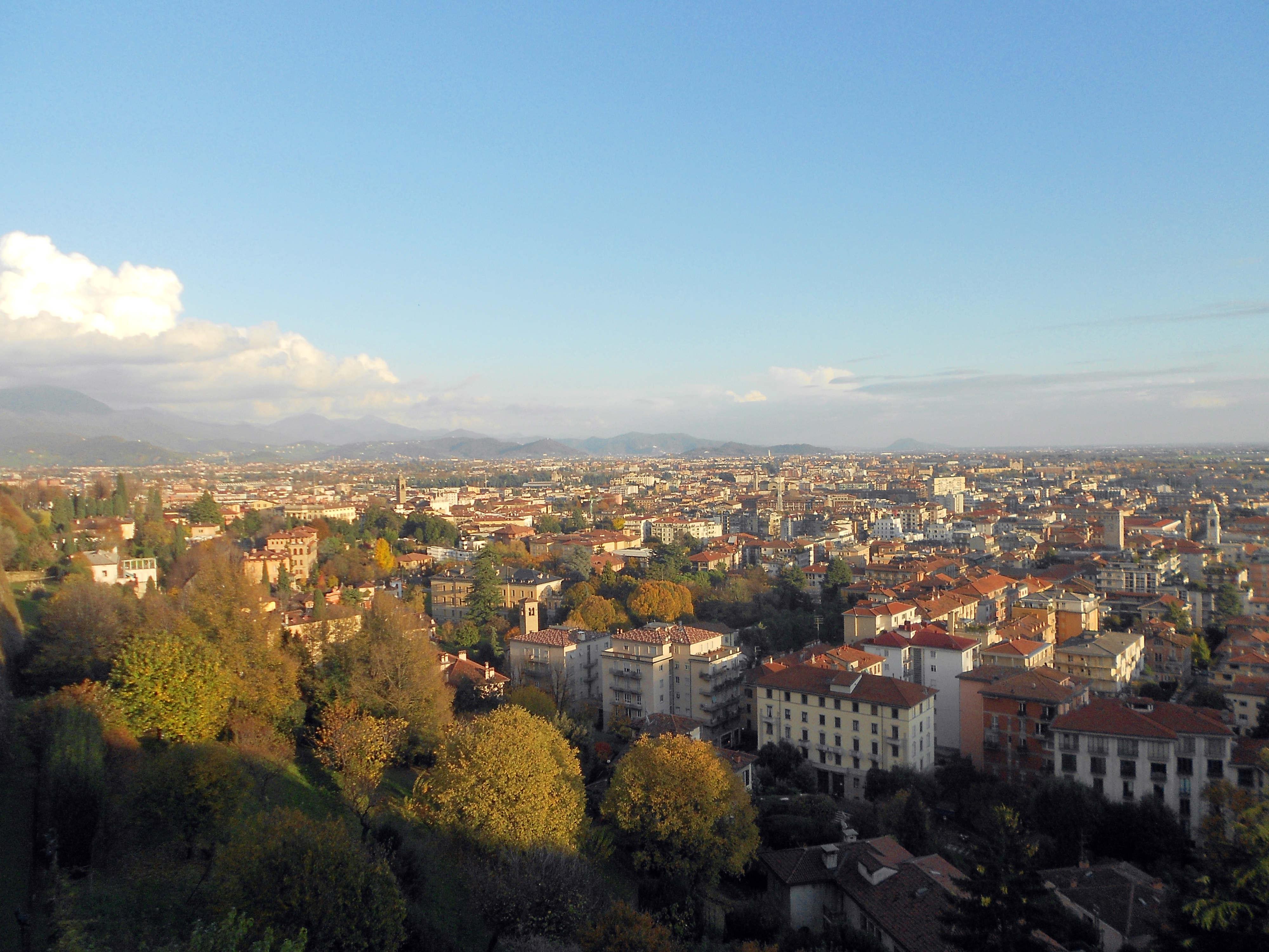 Bergamo views makeupartistas