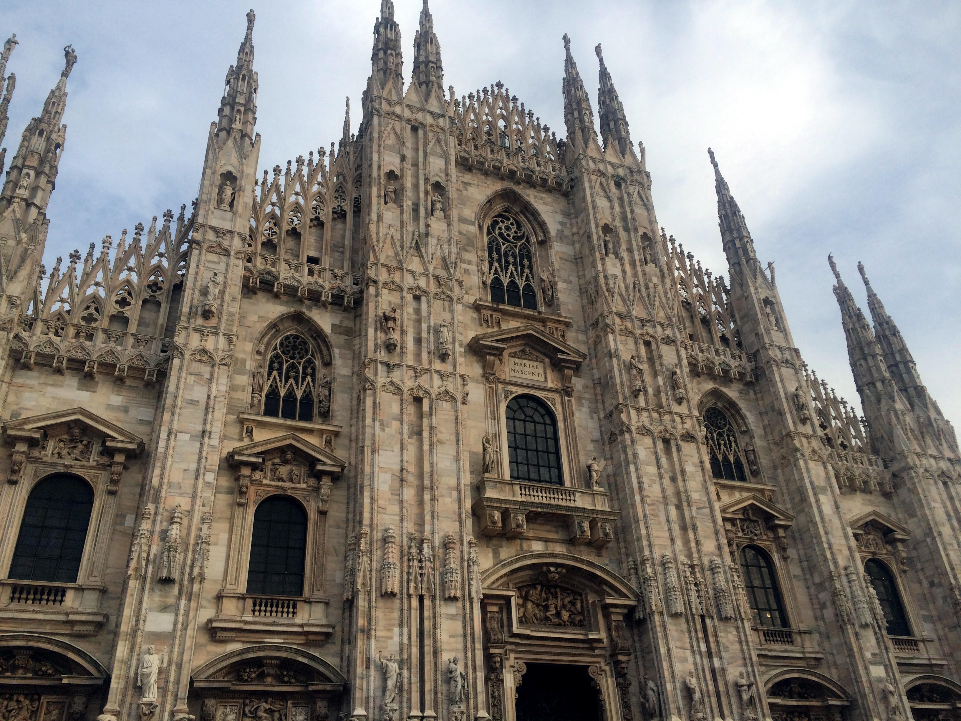 Il Duomo makeupartistastravels