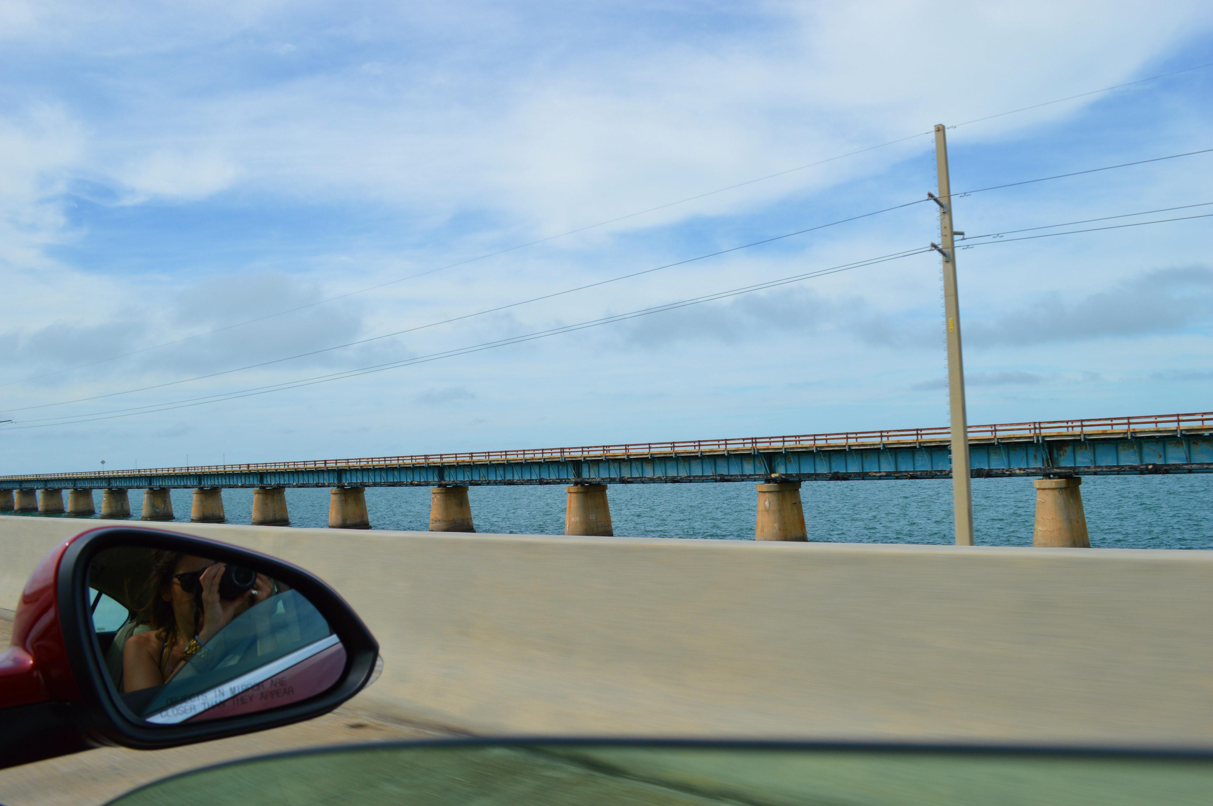 Keywest 7 miles bridge