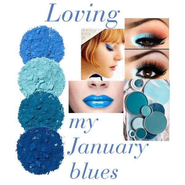 january blues make up