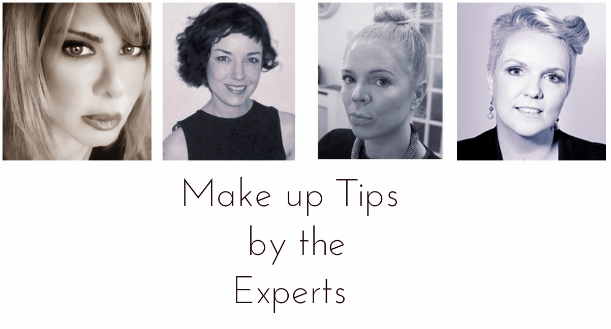 Make up tips by the experts