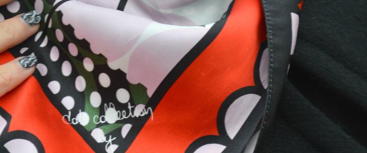 Klelia Andrali scarves