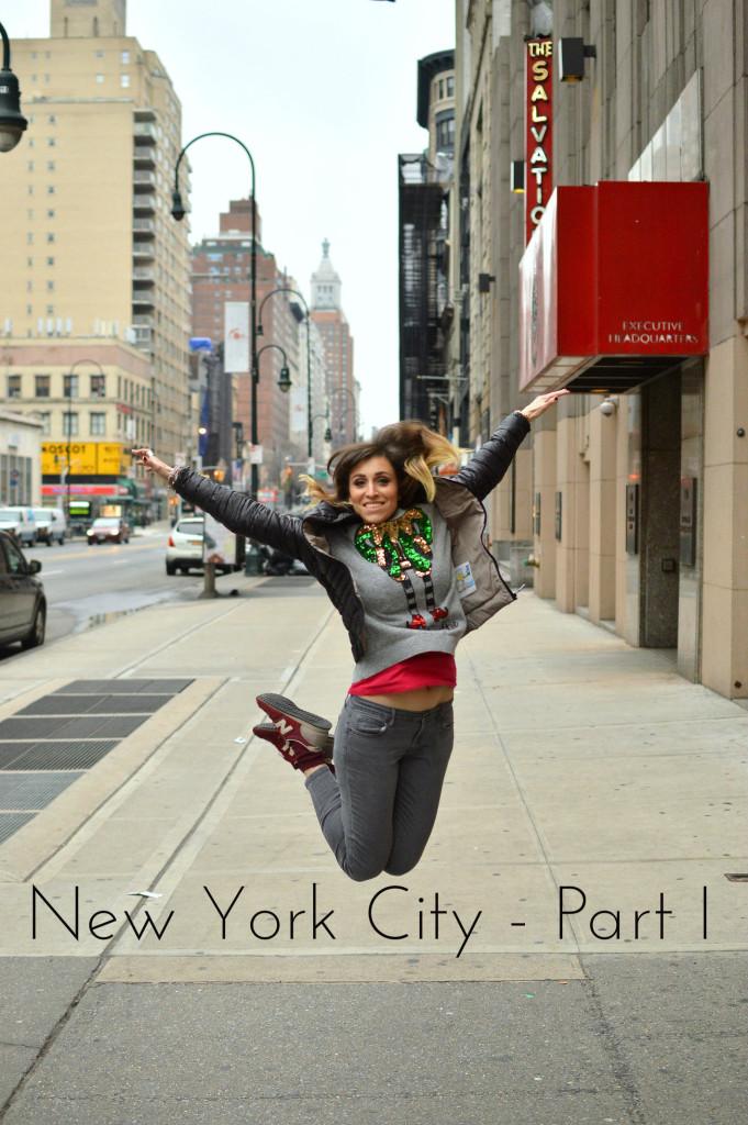 New York city Christmas - Just Kassi