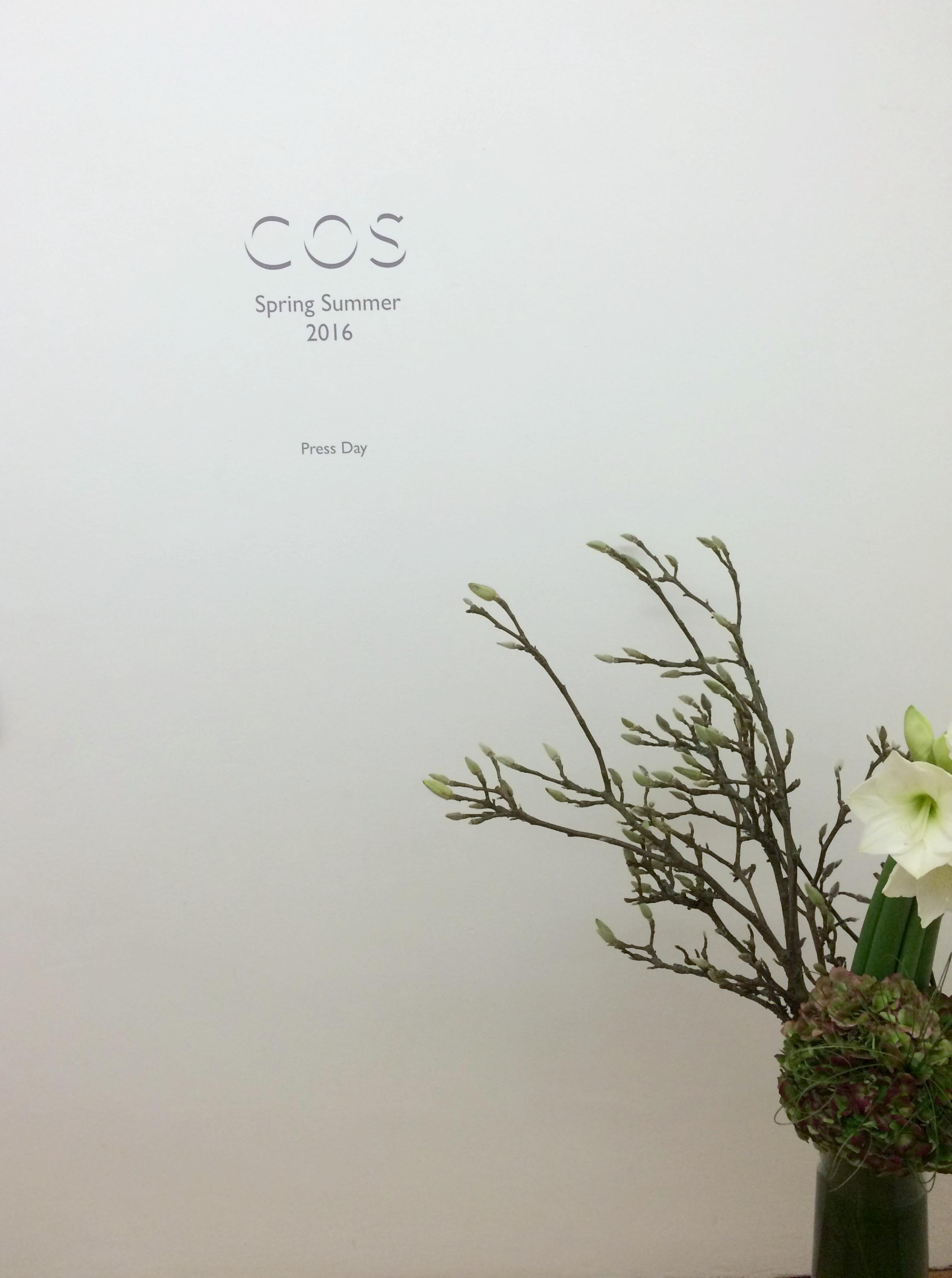 Cos SS16