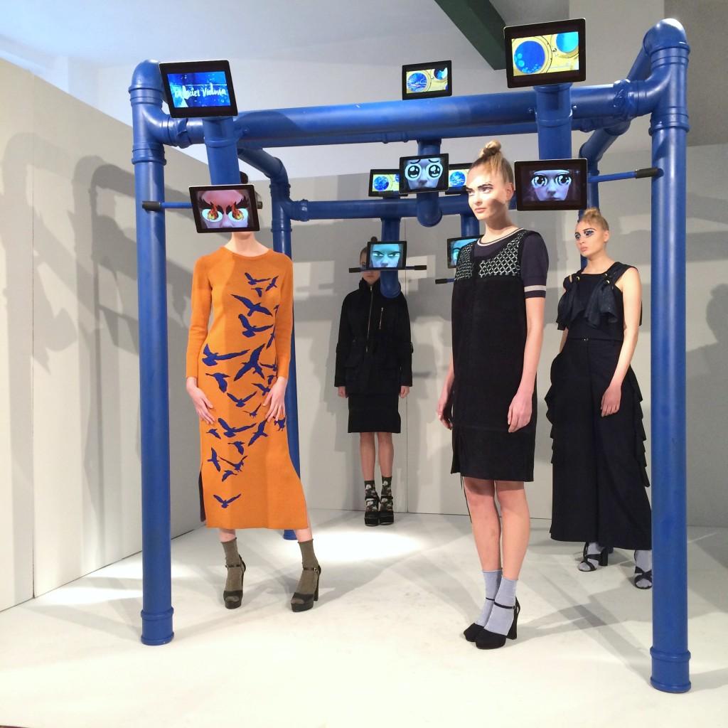 Gabriel Vielma Fashion presentation