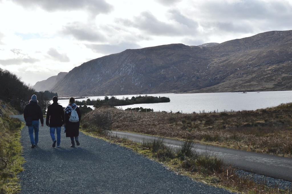 Glenveagh lake walk
