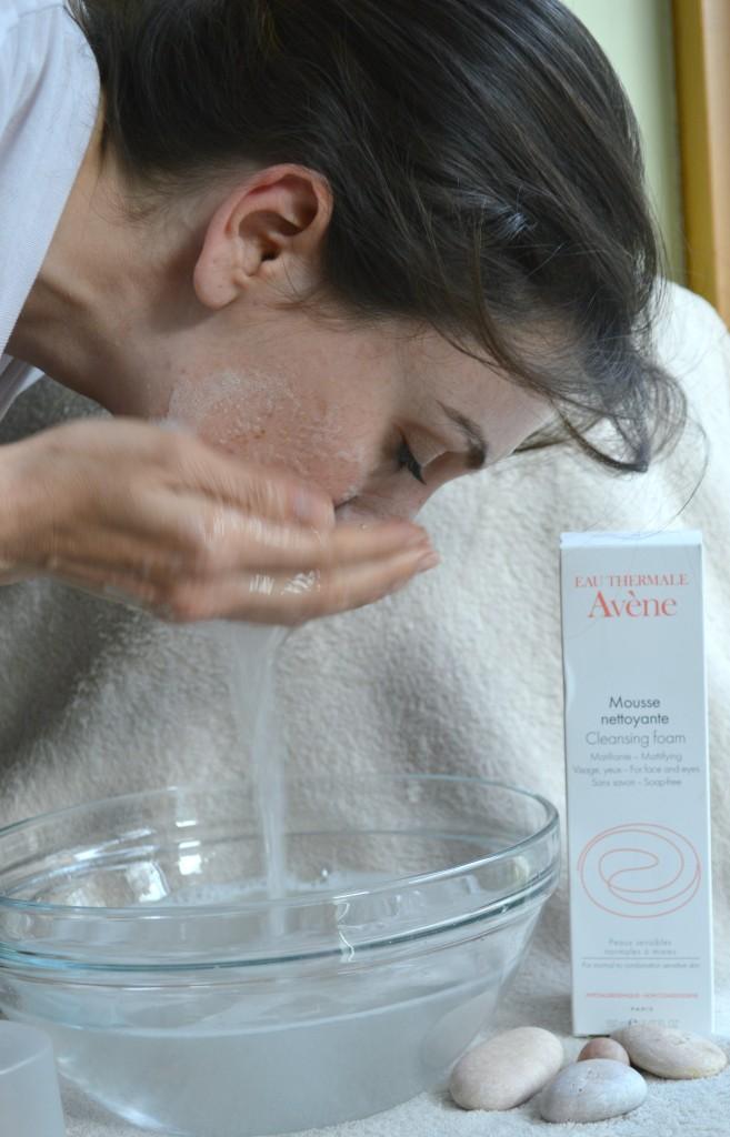 Face wash just Kassi Avene
