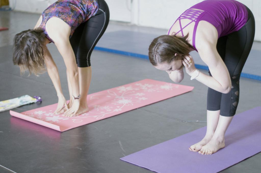just Kassi Yoga with Barbara