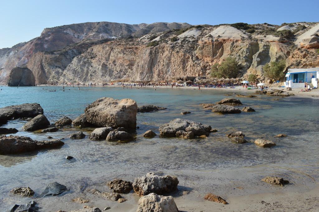 Fyriplalka beach