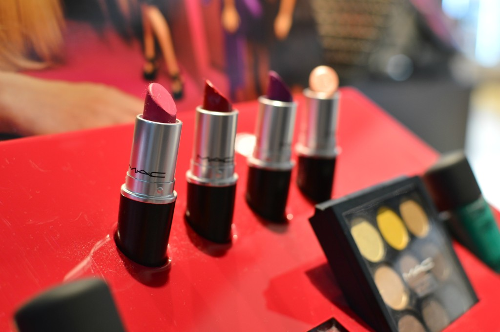Lipstick new collection MAC