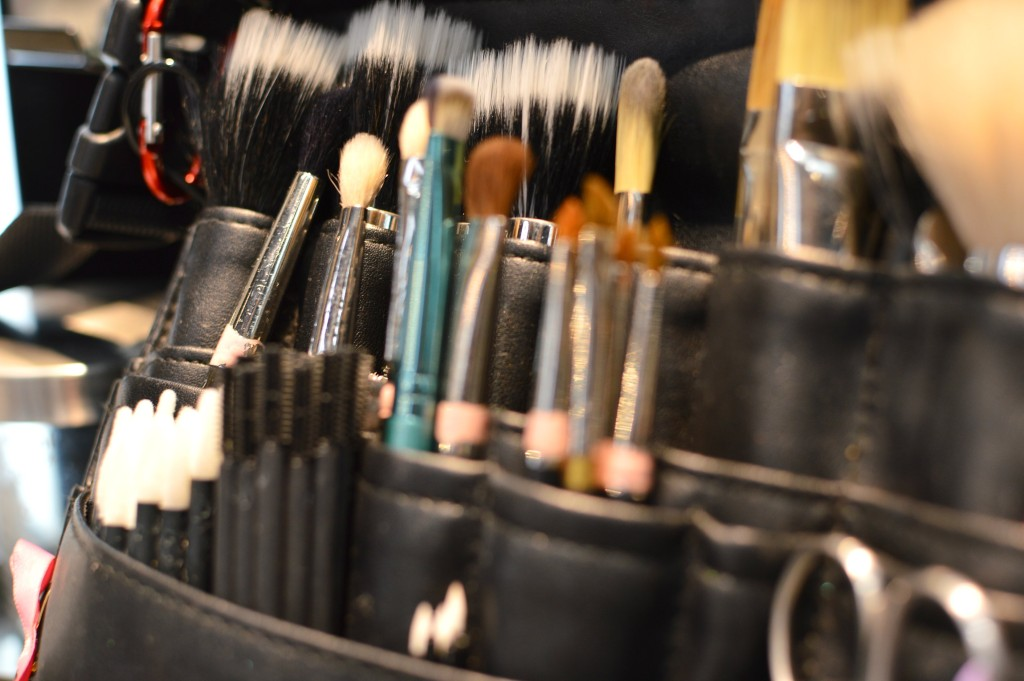 MAC brushes