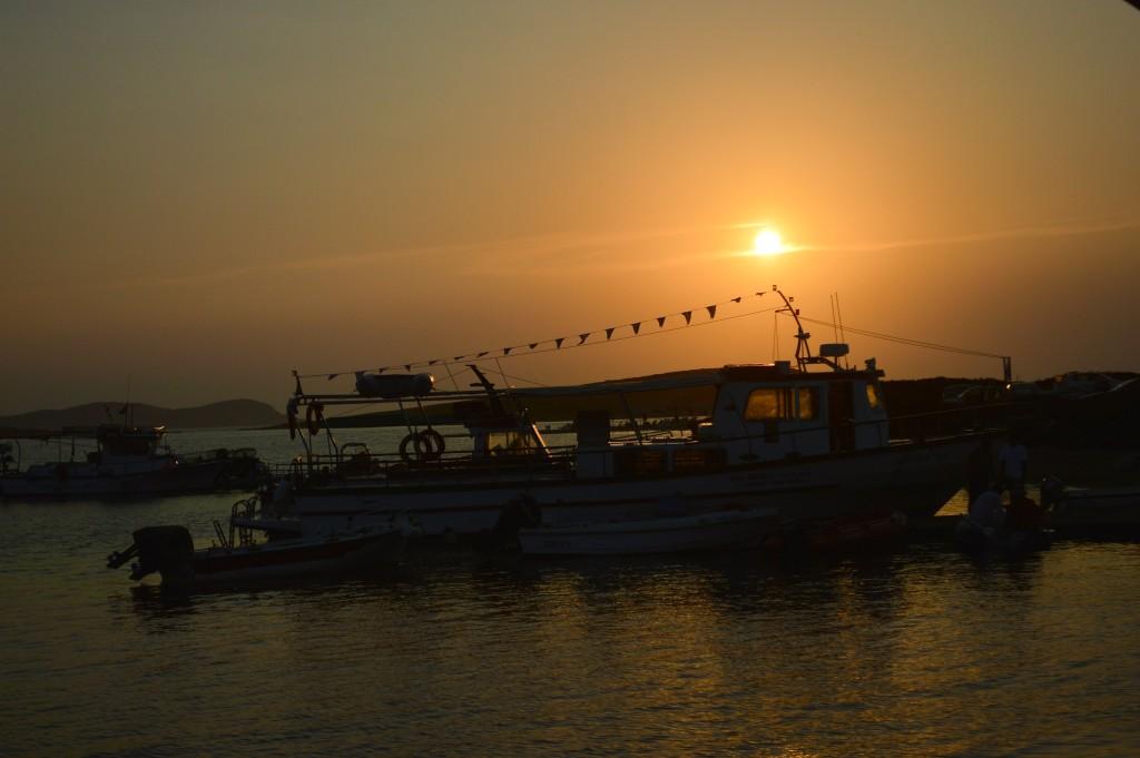 sunset-antiparos