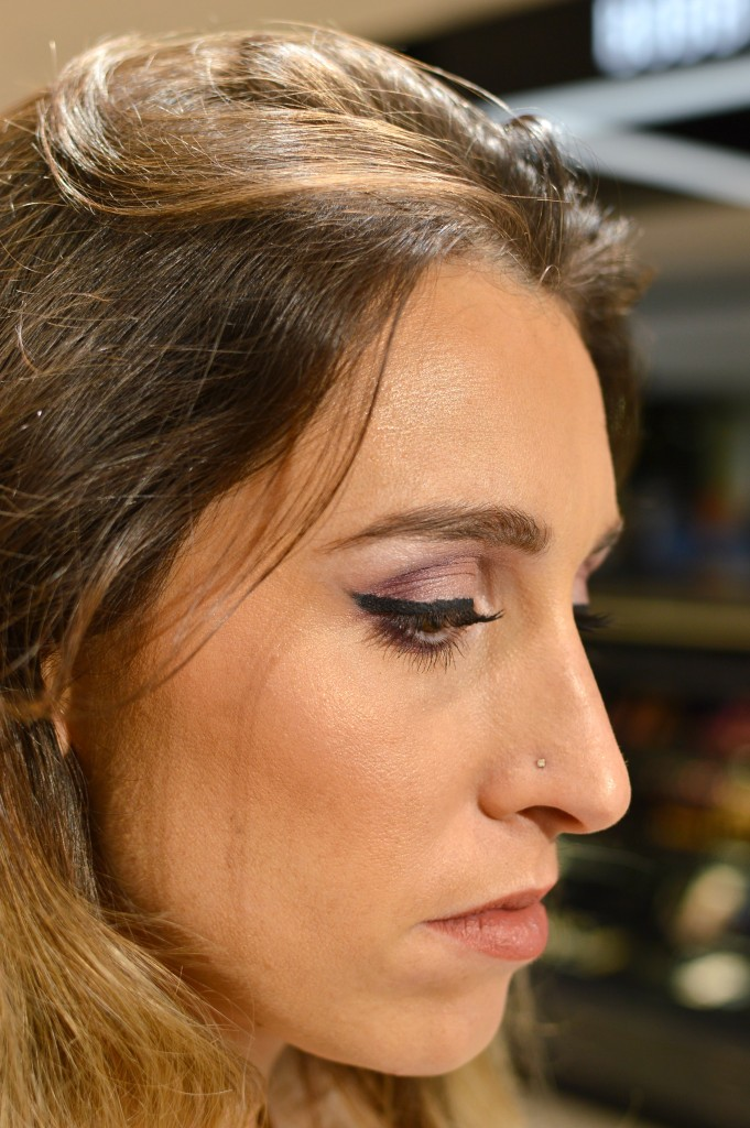 make up MAC justkassi