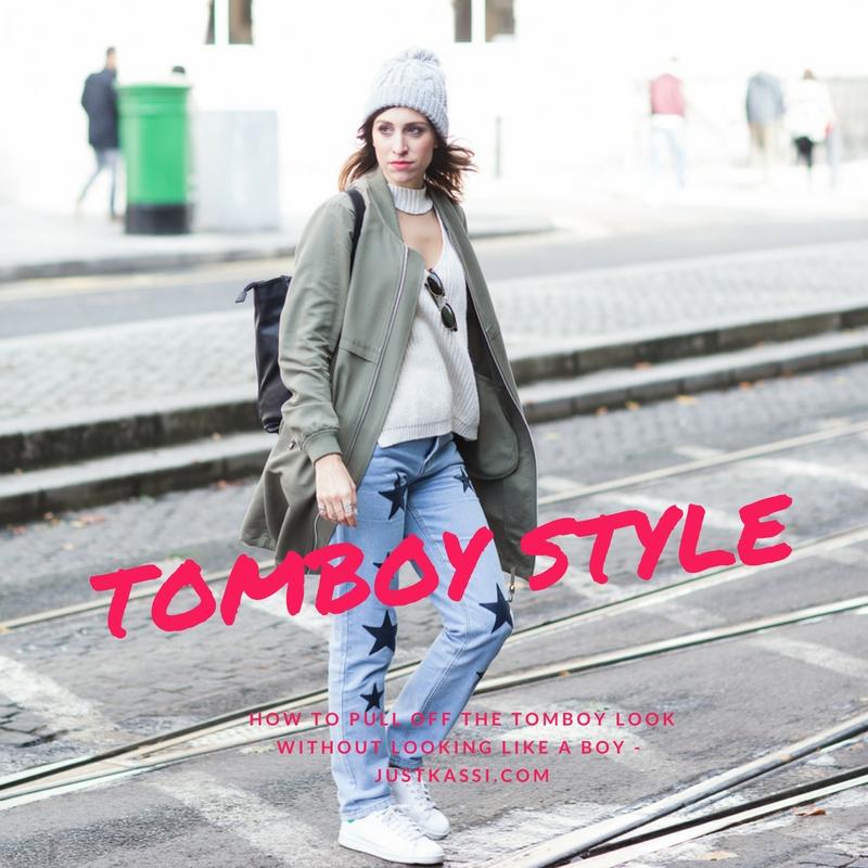 tomboy-style