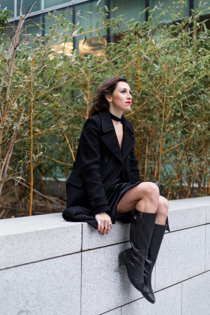 Dublin blogger The Velvet Dress