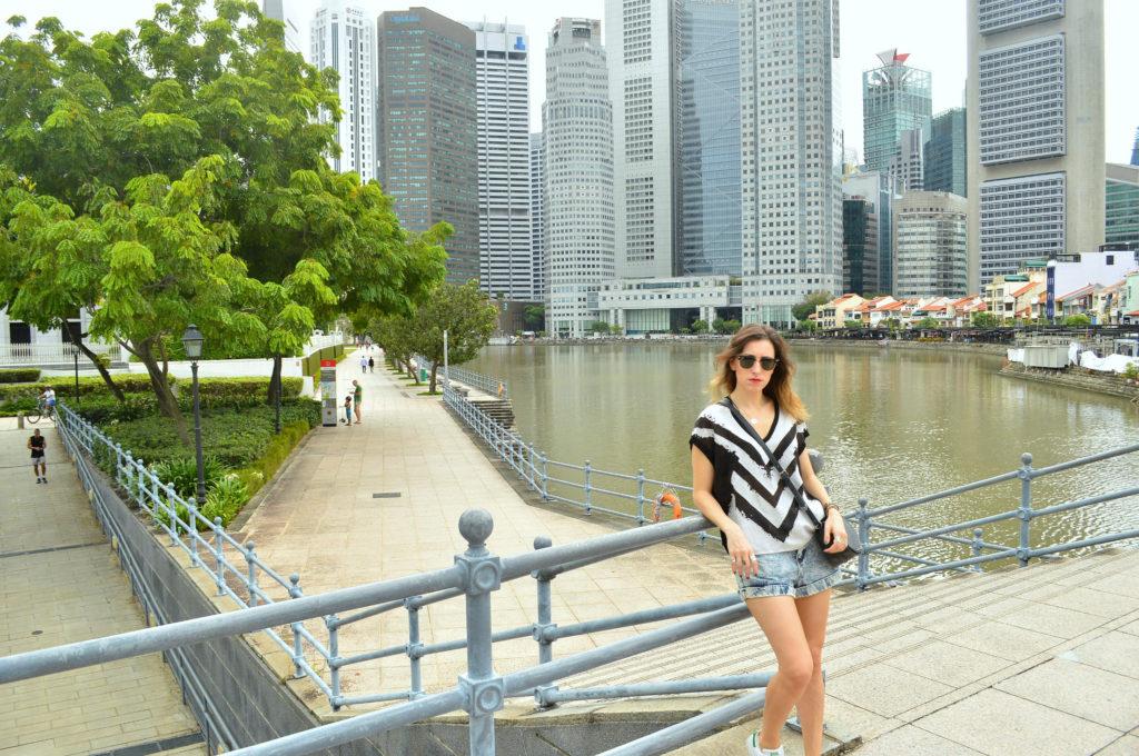Singapore down town