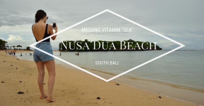 NUSA DUA BEACH - SOUTH BALI