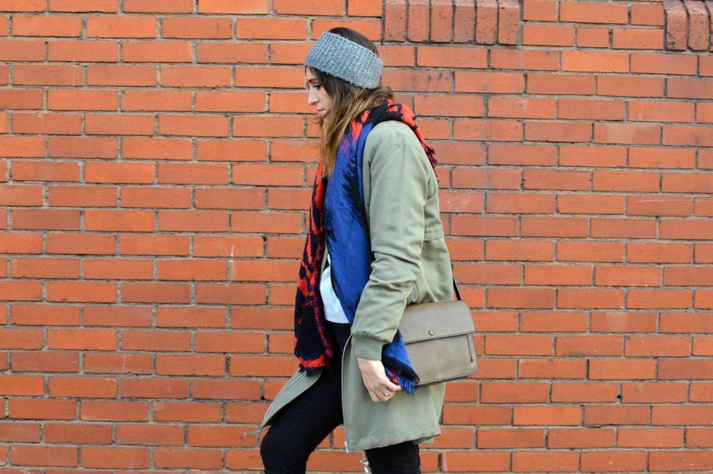 just kassi scarf