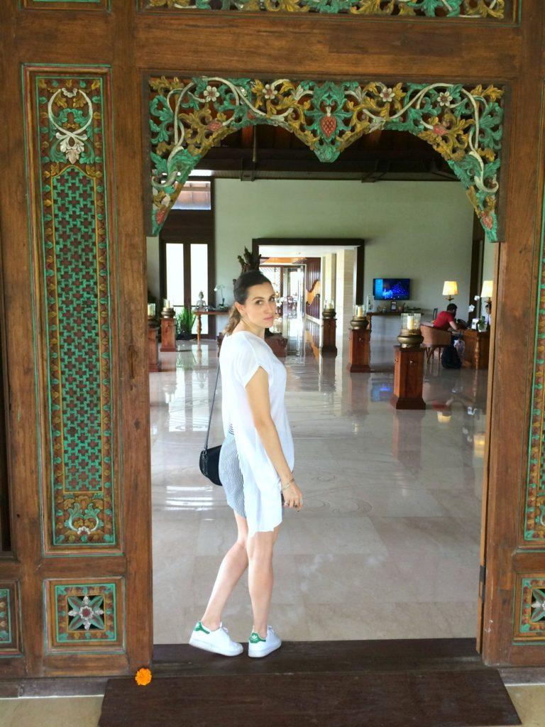 visiting Kamandalu Resort Ubud