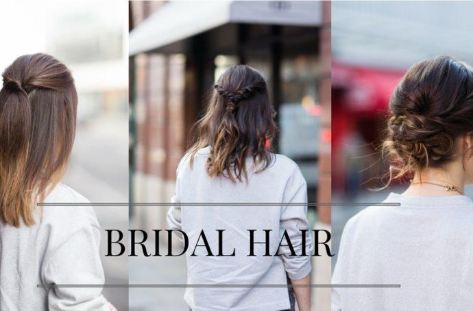 Bridal Hair JUSTKASSI