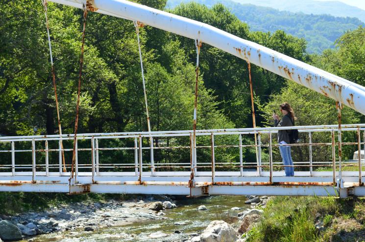 Papa Nero bridge