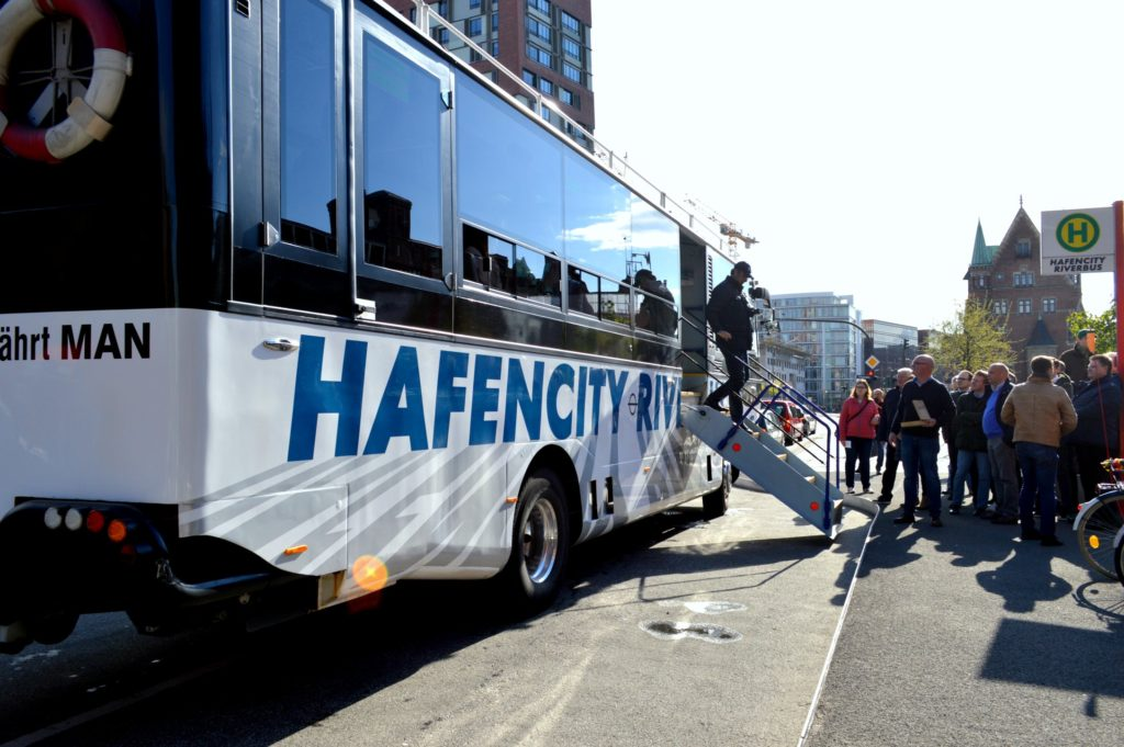 Hafen city tours