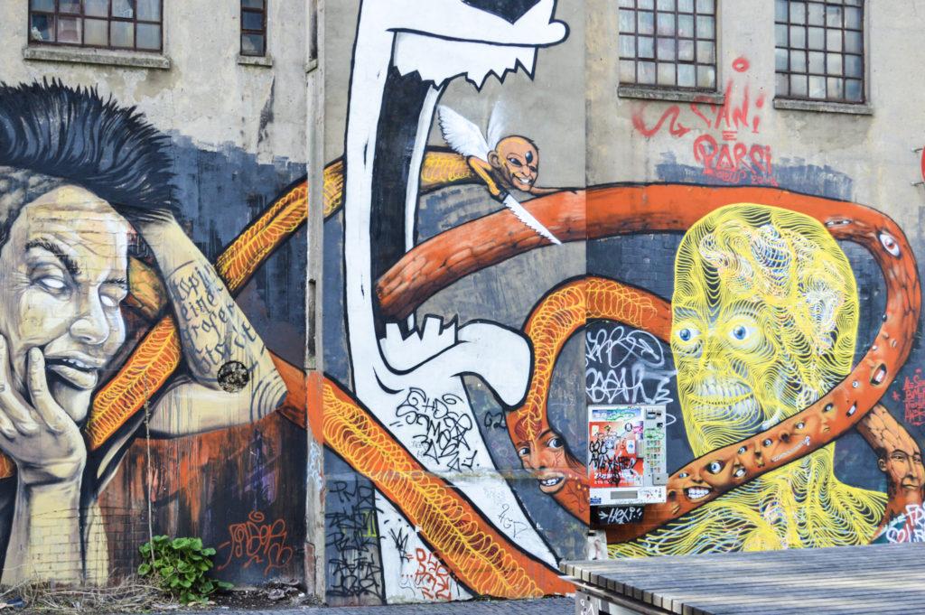 Hamburg Grafitti