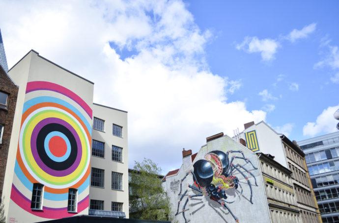 Hamburg Murals