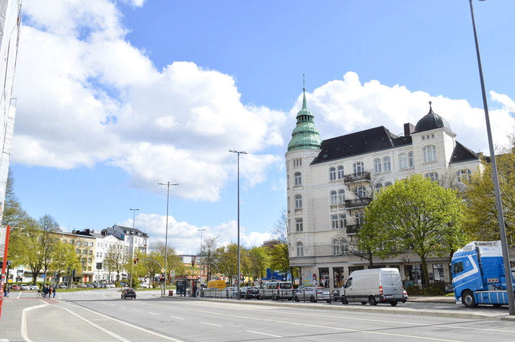 Hamburg centre