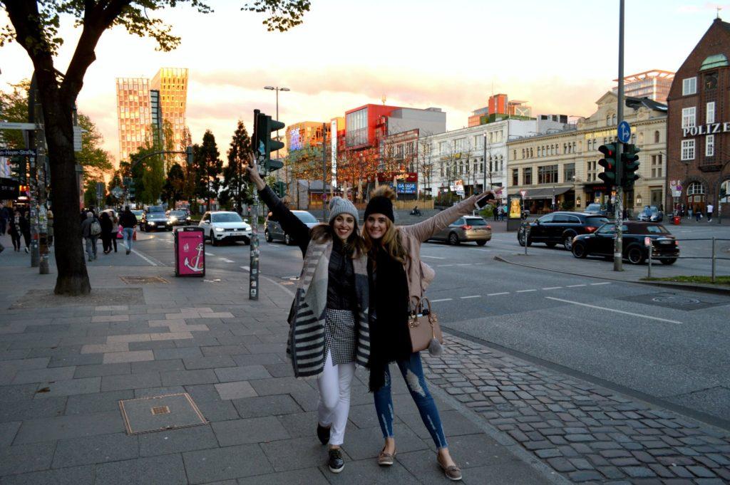 Kassi and Lorna