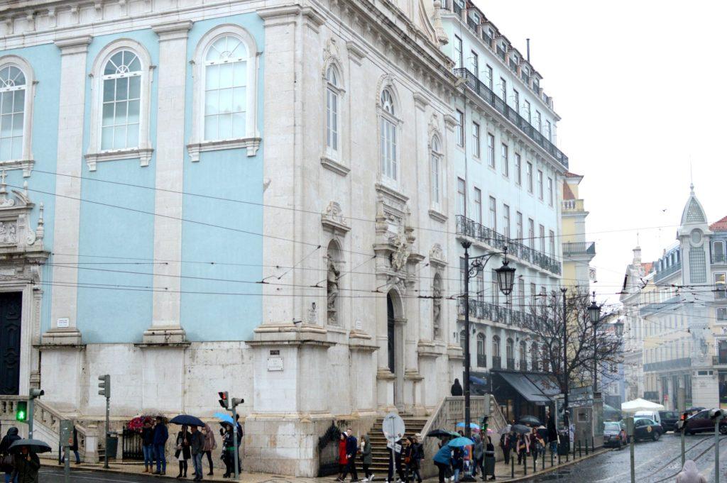 Lisbon February