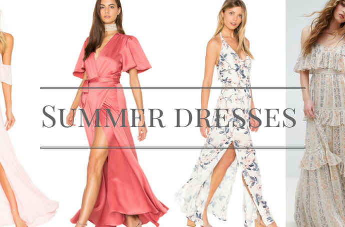 What to wear to a summer wedding – Wedding guest dresses – – Just ...