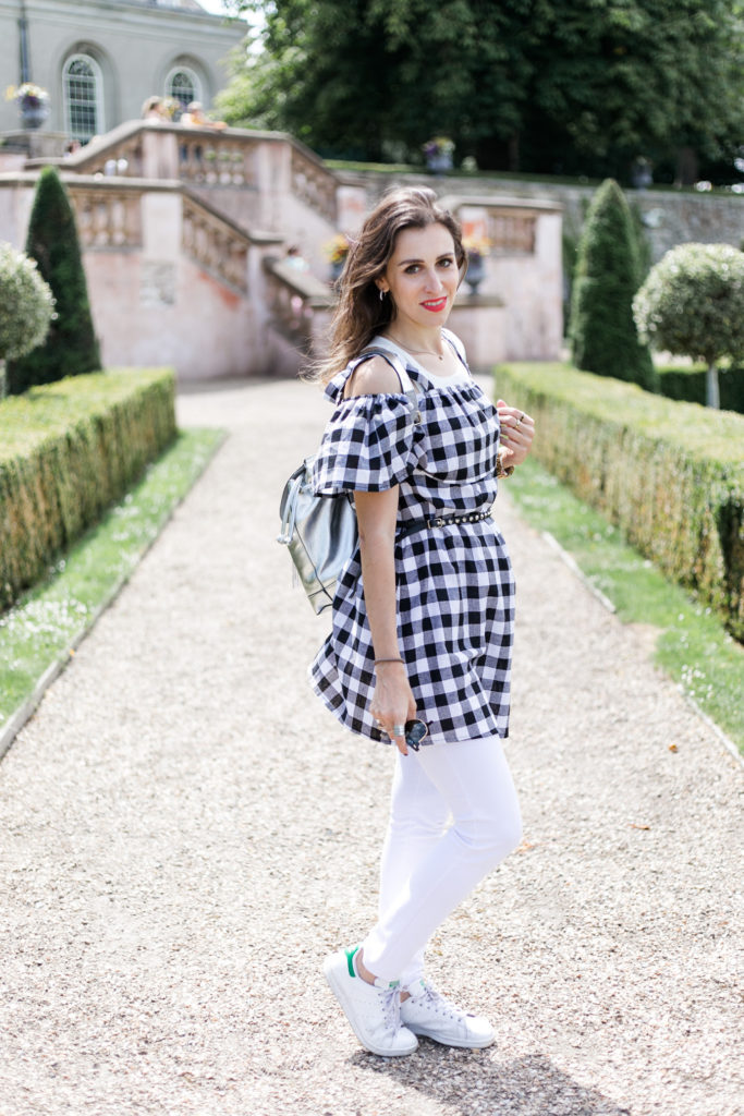 justkassi gingham dress by dresses_ie