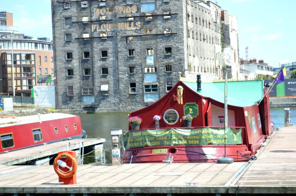 Grand Canal Dock Massage