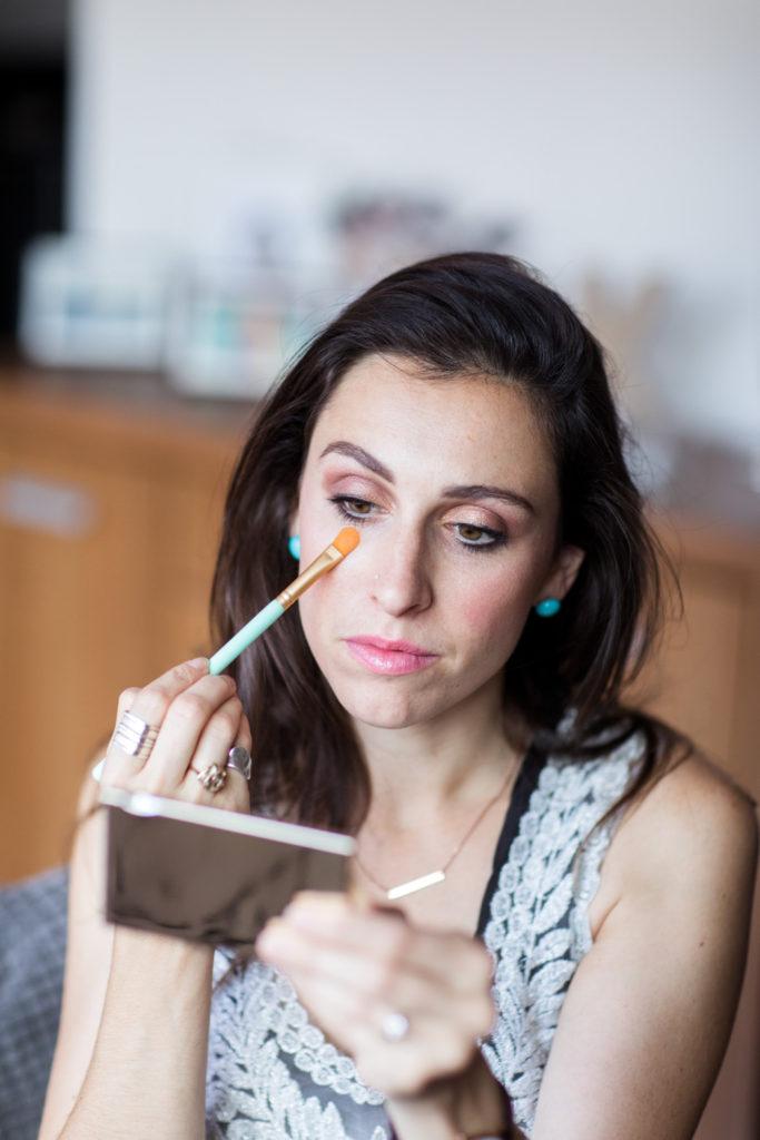 concealer make up brush review nimah brushes