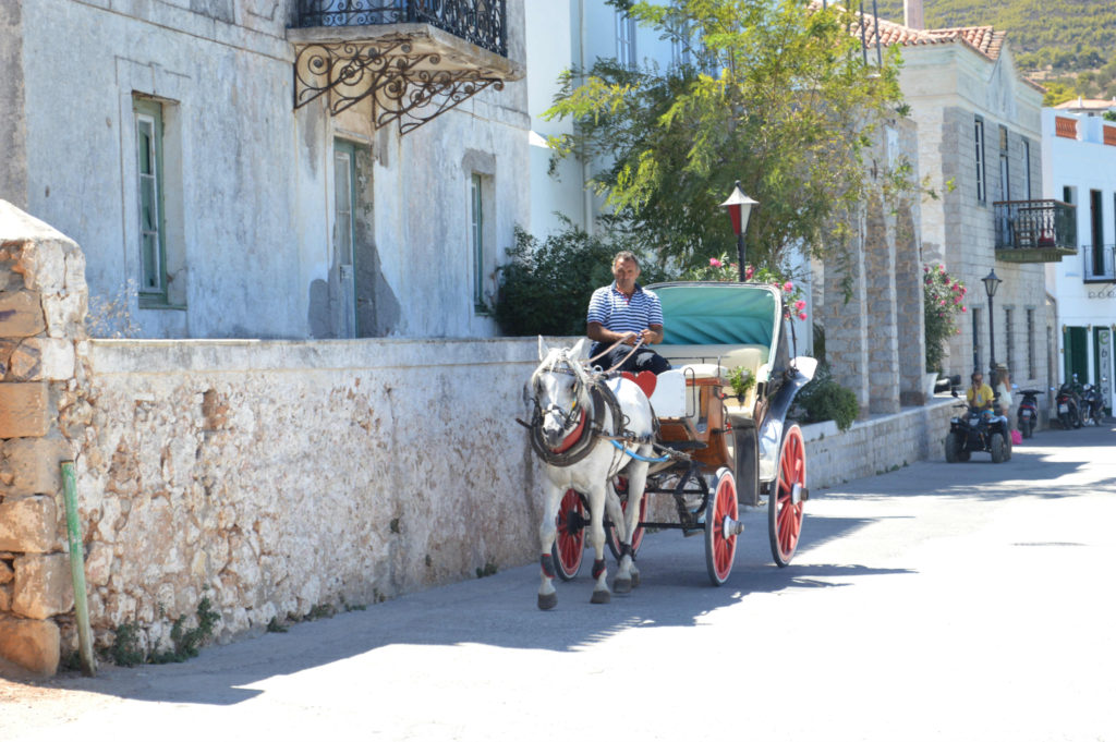 Spetses carriage