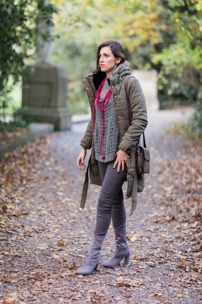 Autumn Style with Berequette