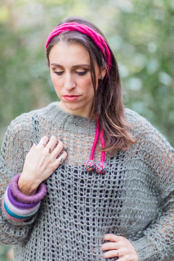 Cosy accessories for winter