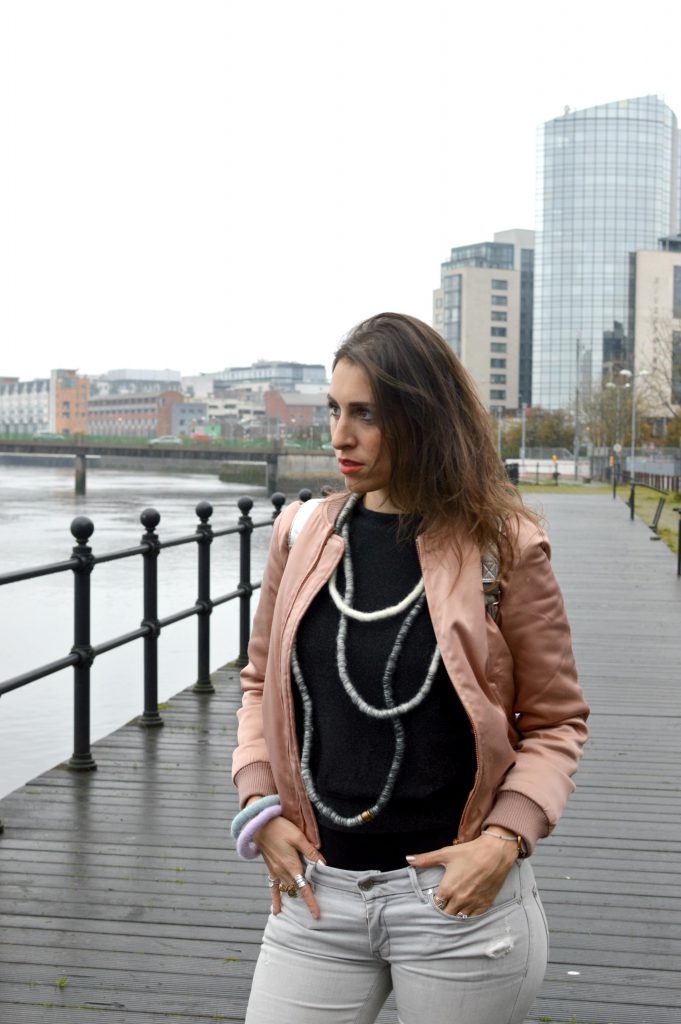 Berequette necklace