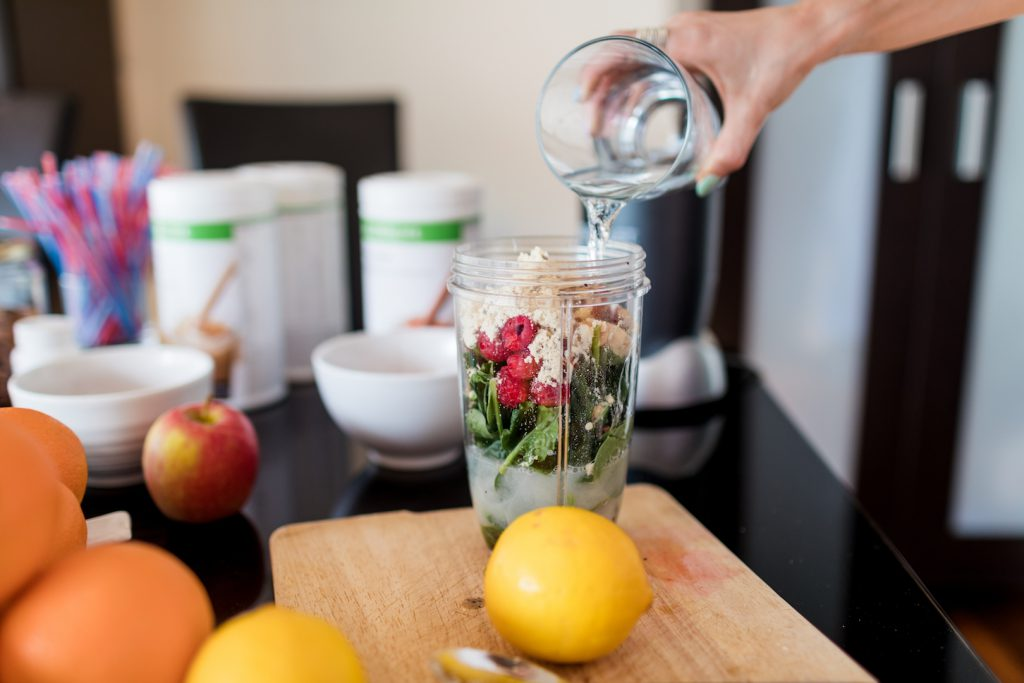 add water to your nutribullet