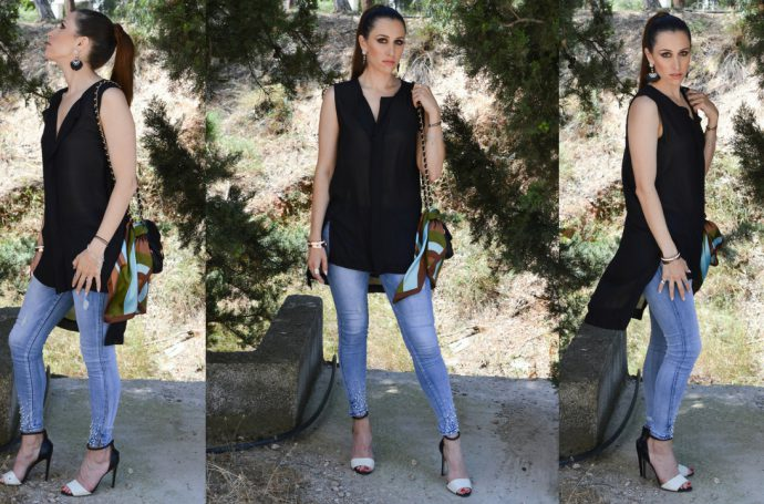 how to style your everyday jeans