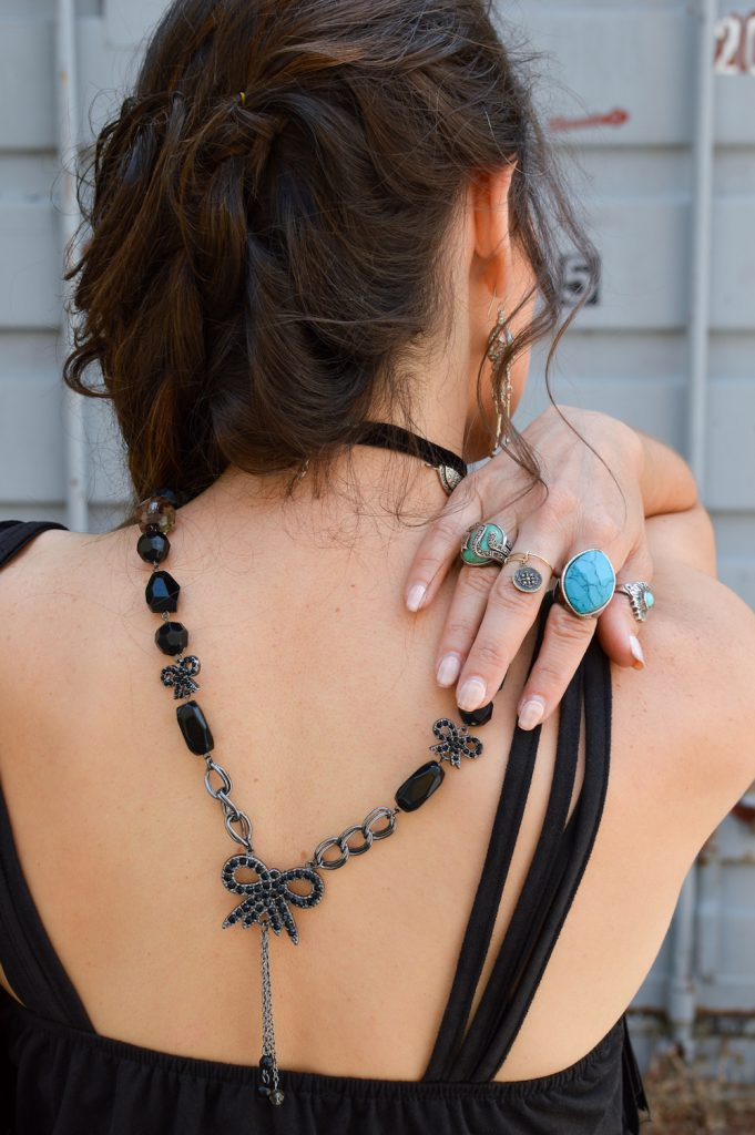boho details accessories