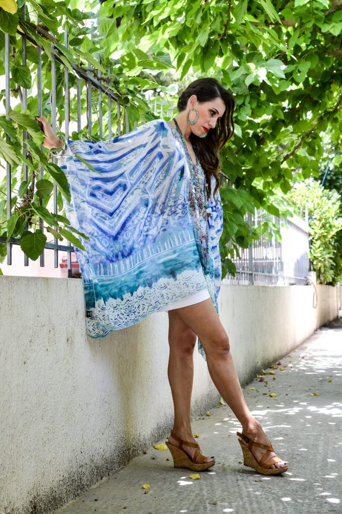 how to style your caftan