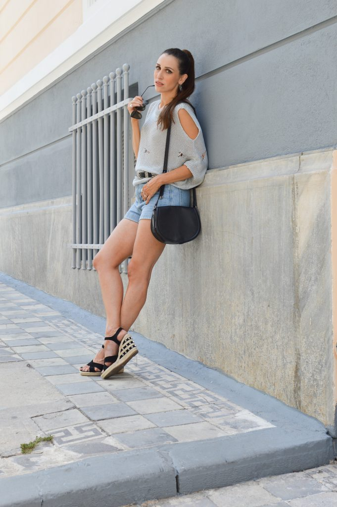 how to wear your wedges style