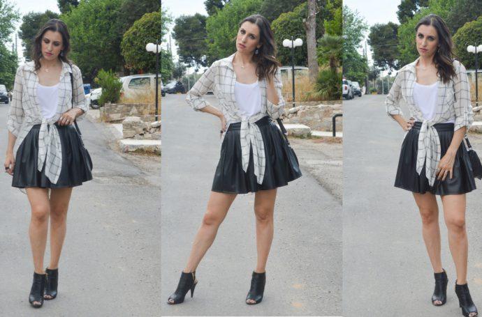 mini skirt cover