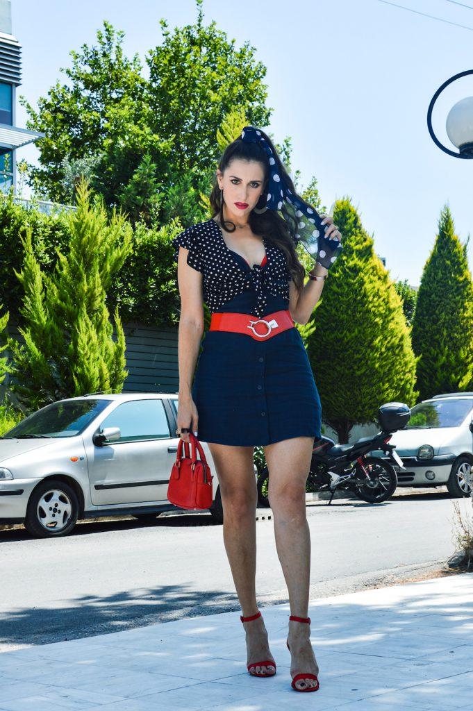 fashion blogger of the year πουα πουκαμισο