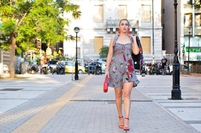 style blogger Athens
