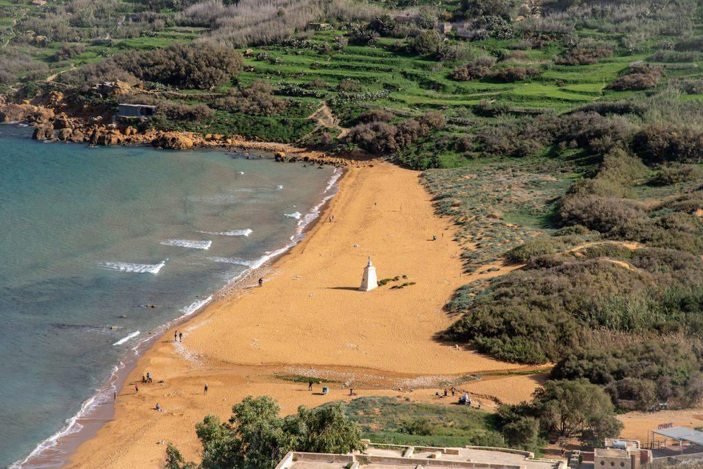 rambla beach