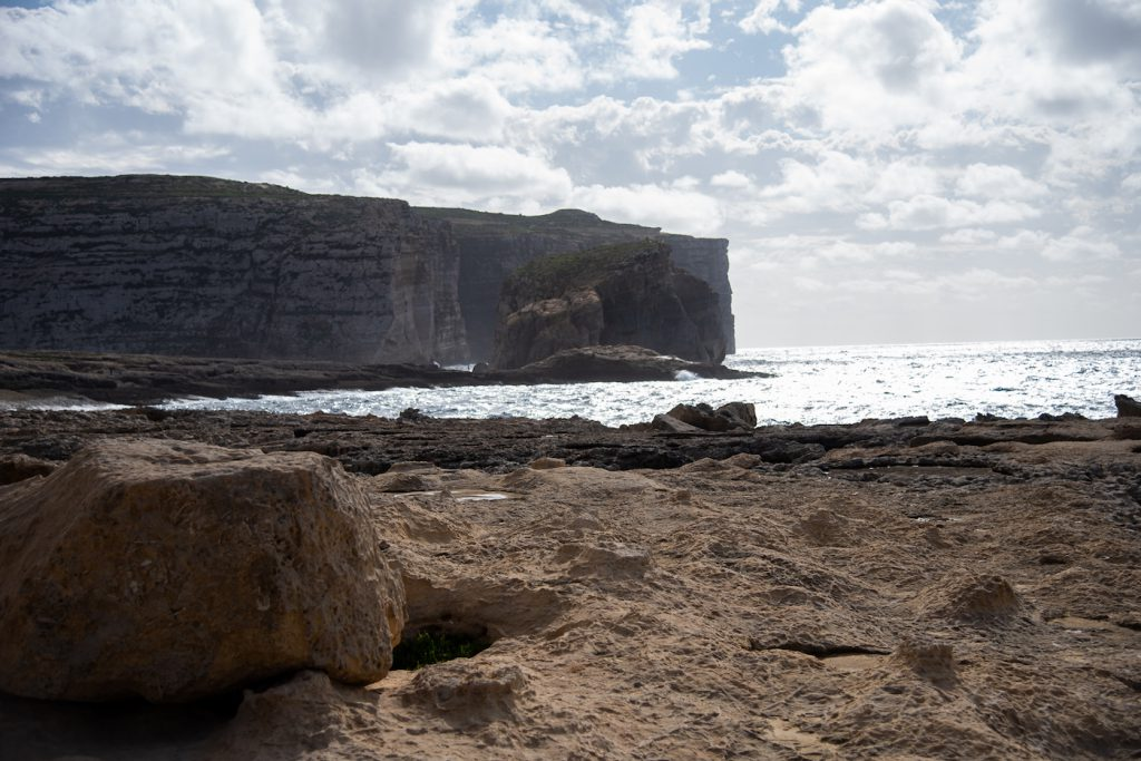 cliffs malta